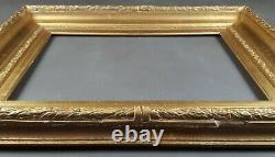 Ancien Cadre Barbizon Format 46 cm x 33 cm (8P) Antique Frame Rahmen 47 32