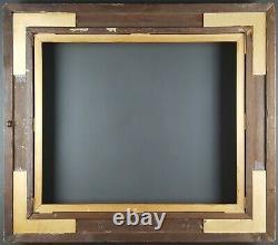 Ancien Cadre Barbizon Format 61 cm x 50 cm (12F) Frame 60 59 58 57 52 51 50 49