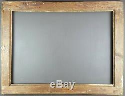 Ancien Cadre Format 88 cm x 64 cm Antique Frame Old Vintage Cornice Rahmen Marco