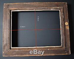 CADRE ANNEES 1930 1950 MONTPARNASSE 40 x 30 cm FRAME Ref C766