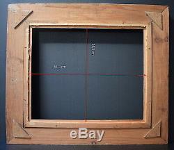 CADRE ANNEES 1930 1950 MONTPARNASSE 46 x 38 cm 8F FRAME Ref C790