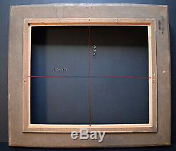 CADRE ANNEES 1930 1950 MONTPARNASSE 55 x 46 cm 10F FRAME Ref C814