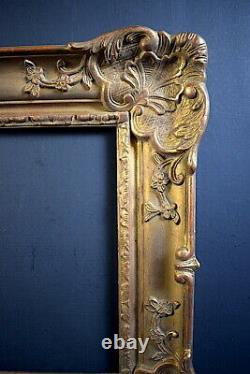 CADRE ANNEES 1930 1950 MONTPARNASSE style Louis XV 39 x 33 cm 6F FRAME Ref C792