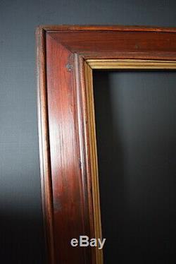 CADRE BOIS à cassetta 65 x 46 cm 15M FRAME Ref C714