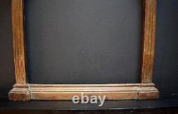 CADRE GOTHIQUE EGLISE XIX 39 x 25 cm FRAME 19th Ref C921