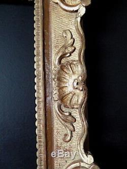 CADRE MONTPARNASSE estampillé E BOUCHE 44 x 36 cm FRAME Ref C591