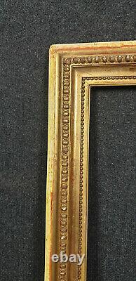 Cadre En Bois doré 19ème siècle lot K /// H101 x 77