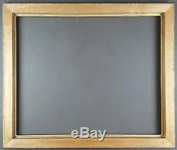 Cadre Format 55 cm x 45 cm (Proche 10F) Doré Frame Gilt Cornice Dorata Rahmen