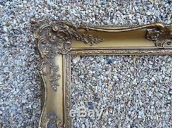 Cadre Frame Bois Et Stuc Style Louis XV Standard 12f