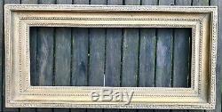Cadre Louis XVI époque XVIIIème-Frame-Cornice-Format 16 x 43 cm ou 18 x 45 cm