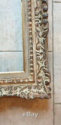 Cadre Montparnasse De Belle Qualitee Impressioniste DIM Sous Feuillure 42×32,8