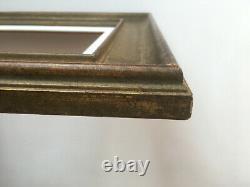 Cadre à cassetta 5F pour tableau peinture 35x27cm peinture moderne cubiste