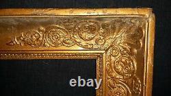 Cadre à clés d'époque EMPIRE RESTAURATION début XIXe 19TH Vers 1820