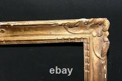 Cadre pour tableau Encadrement style montparnasse bois sculpté doré