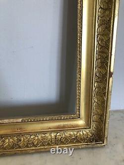 MAGNIFIQUE Grand Cadre clés EPOQUE EMPIRE Pampres vigne Double gorges FRAME 1800