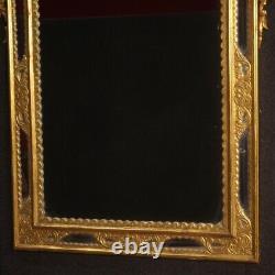 Miroir doré meuble cadre en bois style ancien antiquités salon 900