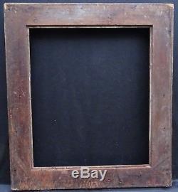 N° 527 Cadre Style Louis XV bois doré XIXème siècle pour tableau 73 x 62,8 cm