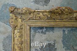 RARE CADRE MONTPARNASSE 6 F XIXème Louis XIV HAVARD Frères 33 X 41