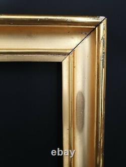 XIX ème s, ancien cadre doré, belle dorure